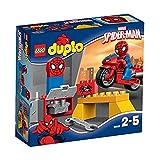 """レゴ (LEGO) デュプロ スパイダーマン""""ウェブバイク"""" 10607"""