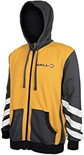 Disney Wall-E Zip Hoodie Jacket Mens