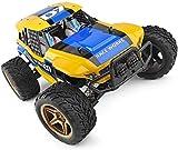 Wghz 12402-A D7 1/12 RC Car 4WD 550 Motor Desert Buggy Crawler Car 45Km/h Racing Car 2.4GHz Off-Road Todo Terreno Escalada Coche Juguete de Regalo para niños