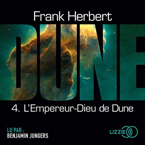 Couverture de L'Empereur-Dieu de Dune