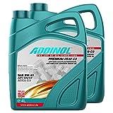 Addinol 2X Motoröl Motorenöl Motor Motoren Motor Oil Engine Oil Benzin Diesel 5W-40 Premium 5W40 C3 4L 72098025