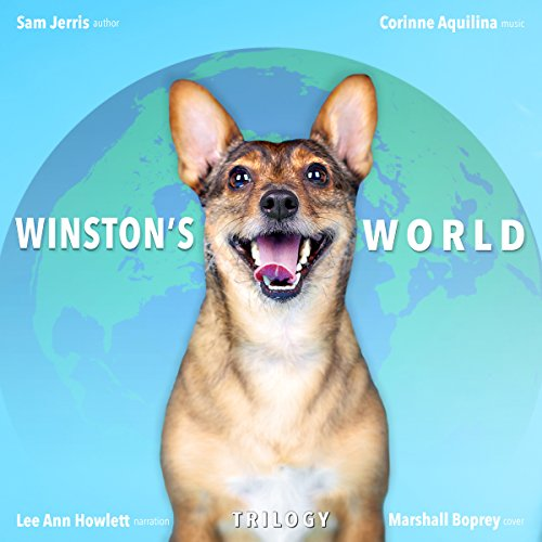 Winston's World: Trilogy audiobook cover art