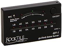 Rocktile GT-1 Stimmgerät für Gitarre/Bass