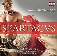 Khachaturian: Spartacus (Complete Recording) (Capriccio: C5112) by Rias-Kammerchor (2012-02-02)