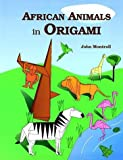 African Animals in Origami Book