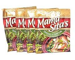 Mama Sita's Sinigang Sa Sampalok Tamarind Seasoning Mix Net Wt 1.76(50g)