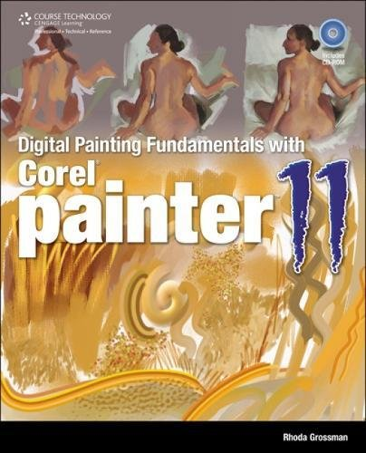 Grossman, R:  Digital Painting Fundamentals with Corel Paint (First Edition)