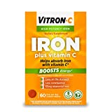Best Iron Supplements - Vitron-C High Potency Iron Supplement with Vitamin C Review
