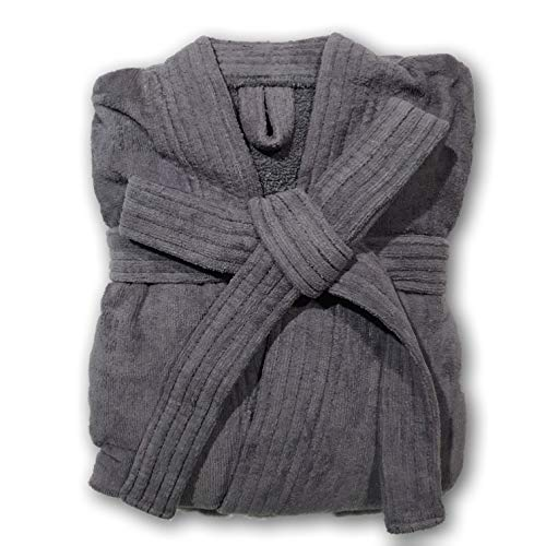 Bata Gris  marca Solá Textil