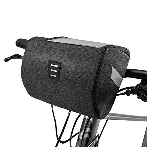 Z-Y Fietstas Waterbestendig berg Waterdichte touchscreen mountainbike fiets fietsstuur zakken Kaart #z