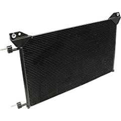 Brand New, OE replacement: UAC branded Condenser Parallel Flow 100% Guaranteed Fit! Add your car (year/make/model) to Amazon's garage to confirm Premium ISO/TS 16949 quality; tested to meet or exceed OEM specifications Anti corrosive paint layer desi...