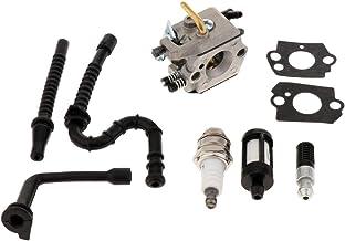 FLAMEER Carburateurs en Onderdelen voor Stihl Onderdeelnummer: 1121 120 0611, 11211200611 met Brandstoflijn Olie Lijn Spar...
