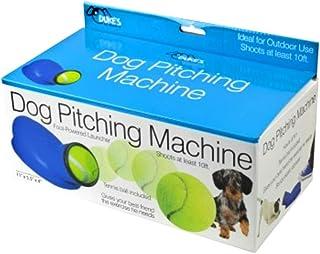 DUKES Dog Pitching Ball Machine