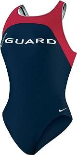 Swim TFSS0046 Womens Guard Power Back Tank, Midnight Navy-28