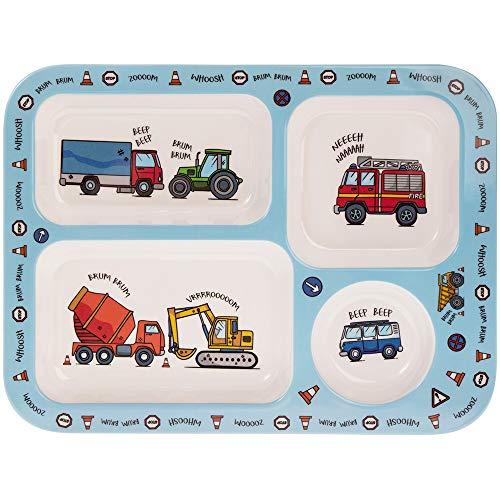 Lesser & Pavey LP42481A Little Stars Fahrzeug-Tablett, multi