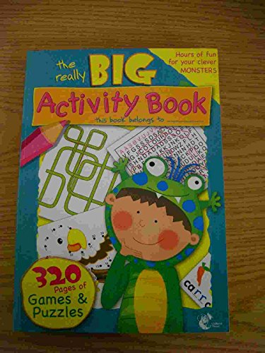 The Really Big Activity Book - in English