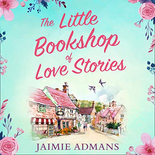 The Little Bookshop of Love Stories audiobook cover art