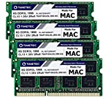 Timetec Hynix IC Apple 32GB Kit (4x8GB) DDR3L PC3-14900 1866MHz Apple iMac 17,1 w/Retina 5K display (27-inch Late 2015) A1419 (EMC 2834) MK462LL/A, MK472LL/A, MK482LL/A (32GB Kit (4x8GB))