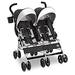 cheap Jeep Scout Stroller for 2 – Charcoal Galaxy