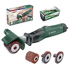 Bosch Home and Garden 06033B5100 Bosch Slijpscooter Texoro (250 watt, 3 accessoires, accessoiredoos, in een doos), W*