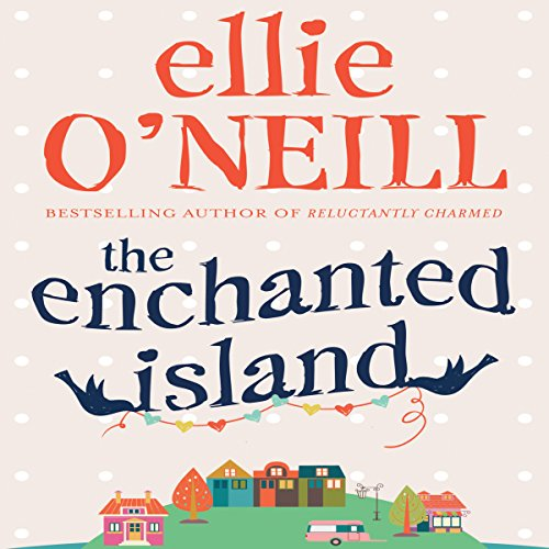 The Enchanted Island audiobook cover art