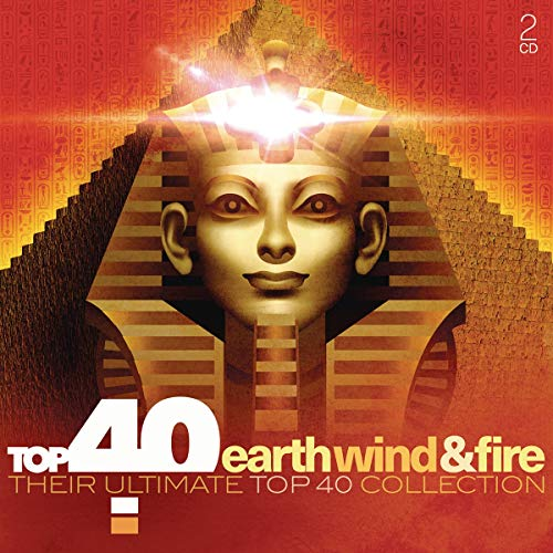 TOP 40 - EARTH WIND &.. (2 CD)