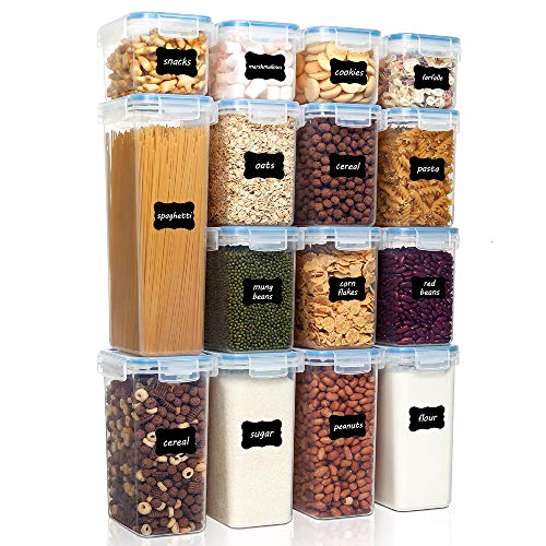 Vtopmart Airtight Food Storage Containers Set with Lids
