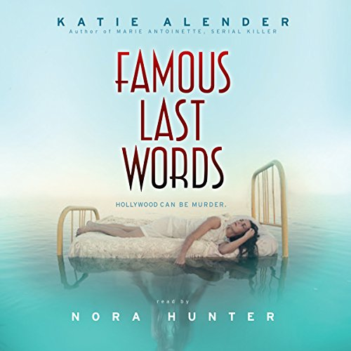 Couverture de Famous Last Words