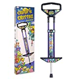 Toyrific Crush N' Crittaz Pogo Stick for Kids