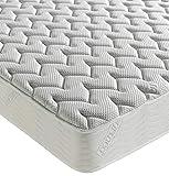 Dormeo Memory Silver Plus, Memory Foam Mattress, Firmness Medium, Size King