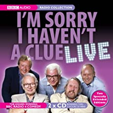 I'm Sorry I Haven't A Clue - Live