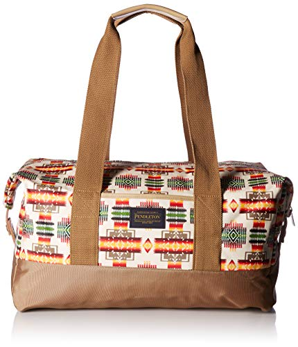 Pendleton Men's Canopy Canvas Weekender Duffel Bag, Chief Joseph, ONE SIZE