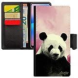 utaupia Coque Panda pour Motorola Moto G6 Play/E5 Housse Telephone Mobile ecologie Antichoc Ciel...