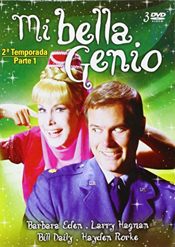 Mi bella genio Temporada 2 Vol. 1 [DVD]