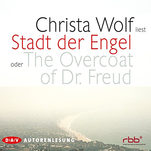 Stadt der Engel oder The Overcoat of Dr. Freud audiobook cover art