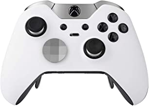 Xbox One Elite Custom Controller for Xbox One - Soft Touch (White)