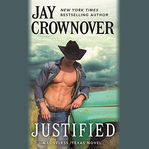 Justified Audiobook By Jay Crownover cover art