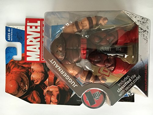 Marvel Universe 3 3/4 Inch Series 8 Action Figure #14 Juggernaut
