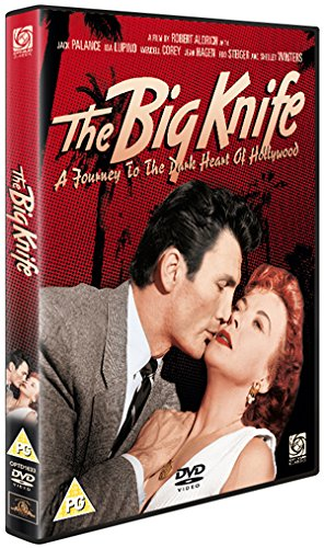 Big Knife [Reino Unido] [DVD]
