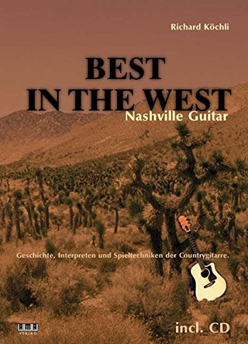 Best In The West: Nashville Guitar