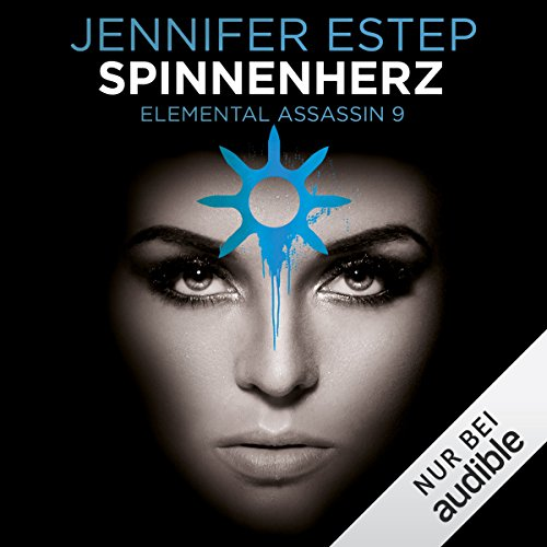 Spinnenherz audiobook cover art
