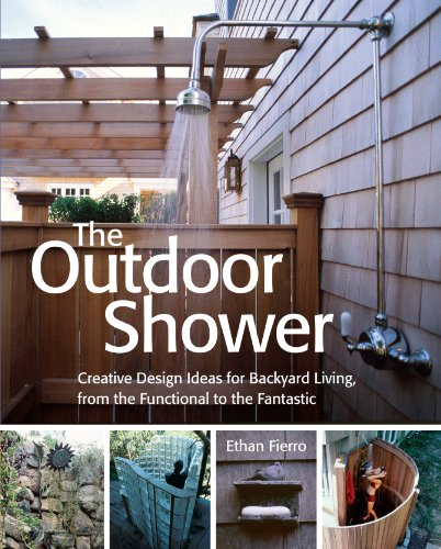 The Outdoor Shower: Creative design ideas for backyard living, from...