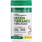 Vibrant Health Green Vibrance Powder 30 Day Supply 12.5 Oz Version 16.0