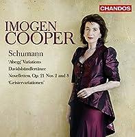 Imogen Cooper plays Schumann by Imogen Cooper