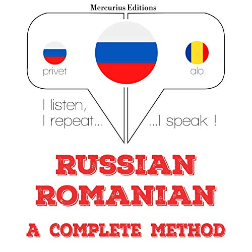 Russian - Romanian. A complete method cover art