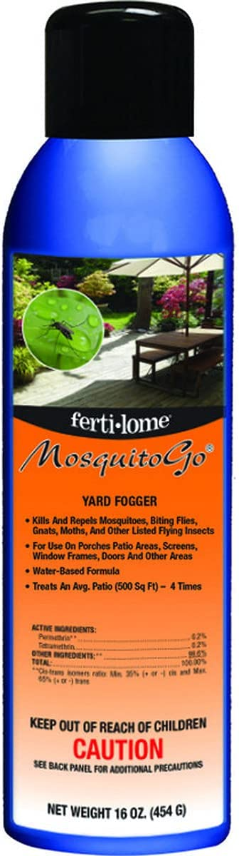 Trust VPG Fertilome Ferti-lome MosquitoGo Insect Outdoor Fogger Cheap mail order sales
