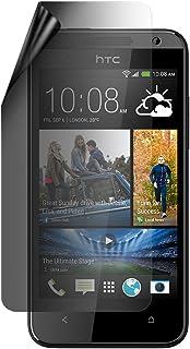 Celicious Privacy Lite 2-vägs anti-bländning anti-spion filter skärmskydd film kompatibel med HTC Desire 300