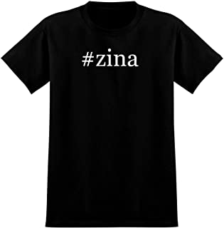 Harding Industries #Zina - Hashtag Men`s Graphic T-Shirt