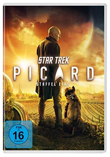 Star Trek: Picard - Staffel 1 [4 DVDs]