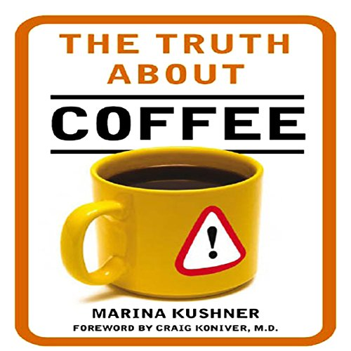 The Truth about Coffee audiobook cover art